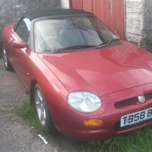 Project X VVC MGF